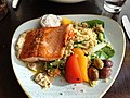 Cedar-Planked Salmon with couscous, spinach, tomatoes and olives.jpg