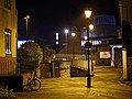 Central Horsham footpath and underpass, West Sussex.jpg
