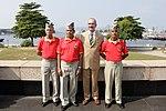 Cerimônia da Imposição da Medalha da Vitória e comemoração do Dia da Vitória, no Monumento Nacional aos Mortos da 2ª Guerra Mundial (26825630282).jpg