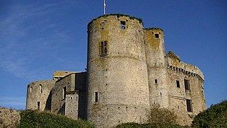 Château de Clisson - The castle