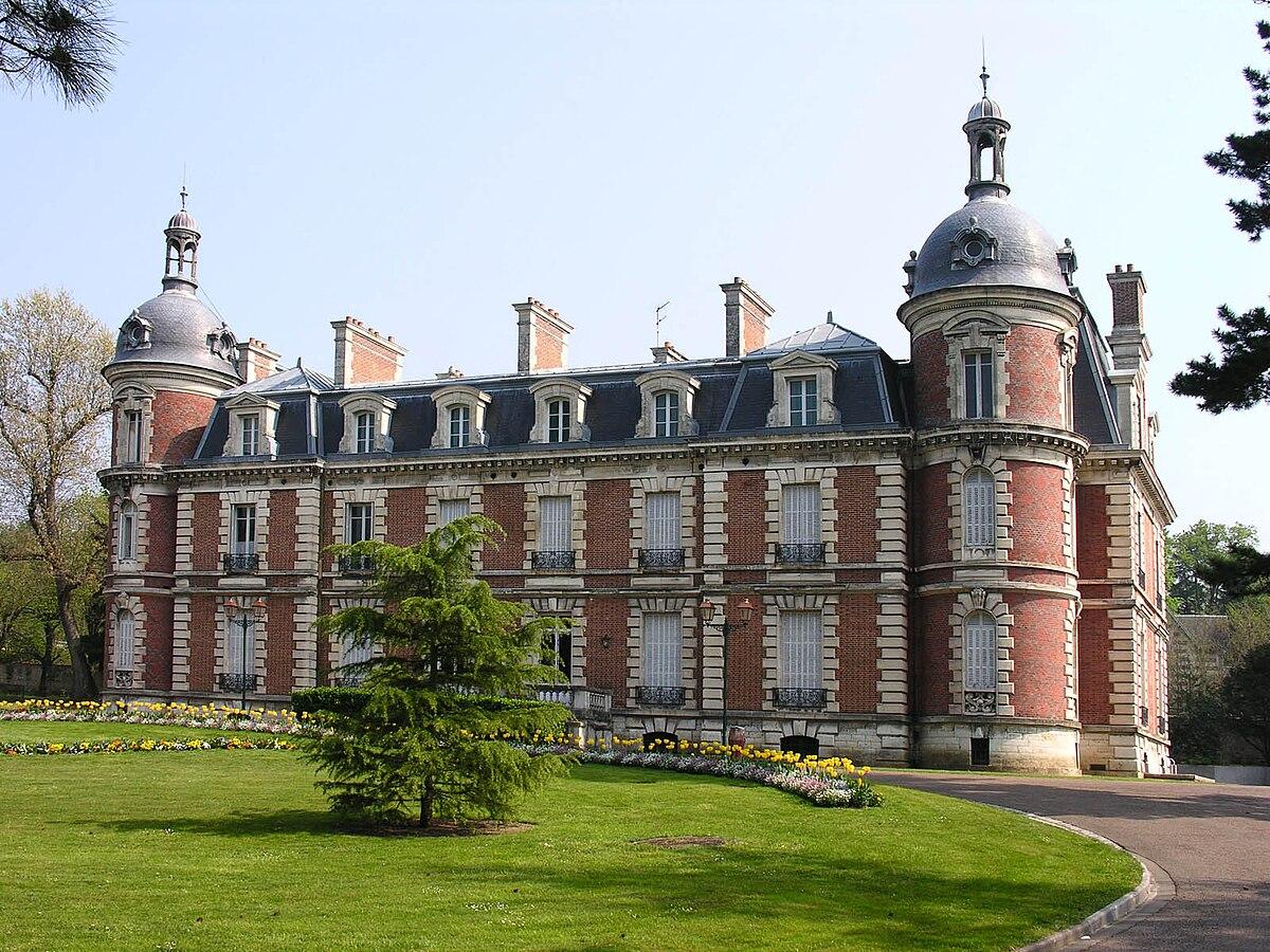 List Of Ch U00e2teaux In Centre-val De Loire