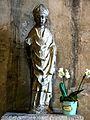 Châtenay-Malabry (92), église Saint-Germain-l'Auxerrois, statue de saint Germain 1.jpg