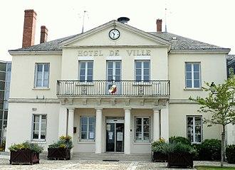 Châtillon-sur-Indre - Town hall