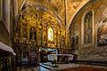 Chœur de l'église du monastère de Cimiez, Nice, France.jpg