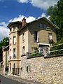 Champagne-sur-Oise (95), clos Patrix, maison de Claude Viseux, 22 rue d'Aire 02.07.2012.jpg