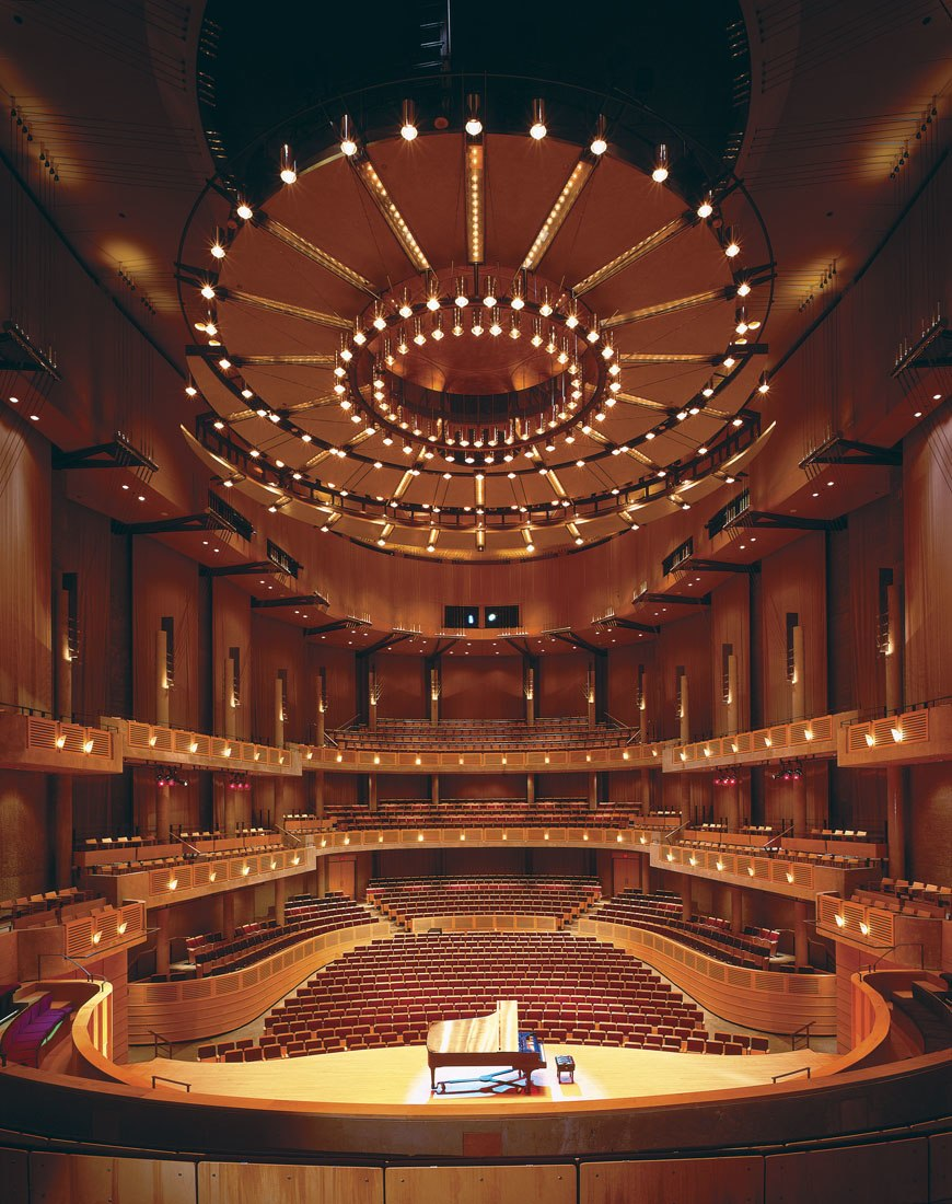 Chan centre performing arts concert tessler