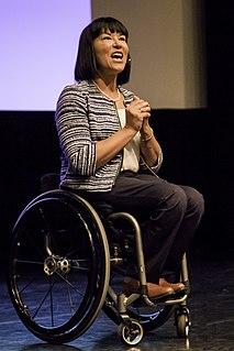 Chantal Petitclerc Canadian paralympic athlete
