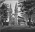 Chapel detail, Bowdoin College 1890 bookplate (cropped).jpg