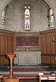 Chapel of St. John the Baptist, Rossall School, Fleetwood - Sanctuary - geograph.org.uk - 382041.jpg