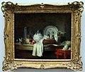 Chardin, tavola d'ufficio detto anche gli avanzi di un pasto, 1763 ca. (replica da originale del 1756).JPG