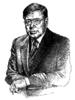 Charles Arthur Bowsher illustration, 1988