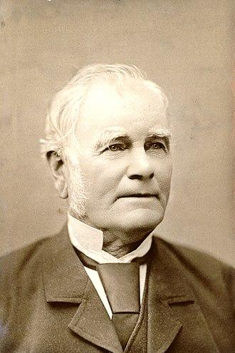 Charles Farr (builder) - Charles Farr c. 1885