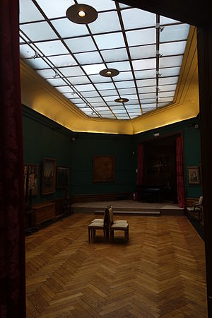 Charlier Museum - One of the rooms
