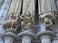 Chartres - cathédrale, transept nord (15).jpg