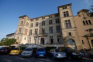 Éguilles - Town hall of Éguilles