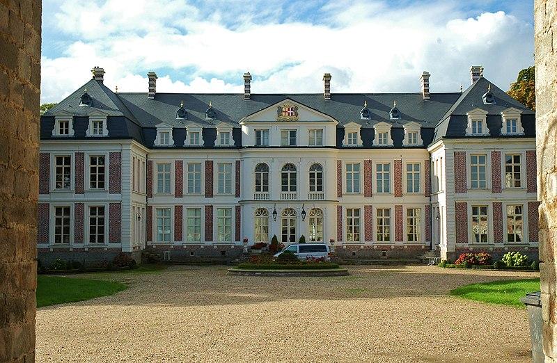Chateau de Flers, Pas de Calais (Wikipédia)