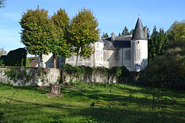 The Chateau of Myennes
