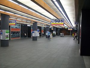 Chatswood railway station - Concourse
