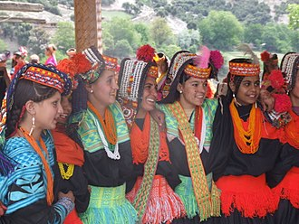 The Man Who Would Be King - A Kalash festival