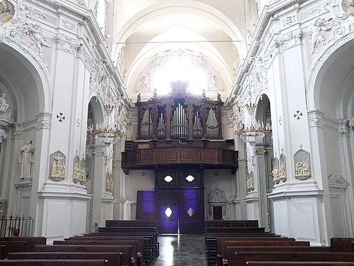 Cherasco-santuario madonna del popolo-organo