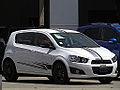 Chevrolet Sonic 1.4 LT Effect 2015 (15667407898).jpg