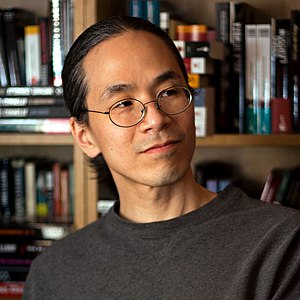 Ted Chiang - Chiang in Madrid, Spain, 2011