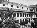 Chiesa del Sacro Cuore in Seminario e Cortile del Piccolo Seminario - Vigevano (1930).jpg