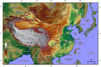 Cartina Climatica Cina.Cina Vikidia L Enciclopedia Libera Dagli 8 Ai 13 Anni