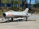Chinese Air Force Fighter Jet, Beijing Air Force Museum (26201421260).jpg