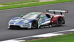 Chip Ganassi Ford Gt Mucke Silverstone  Jpg
