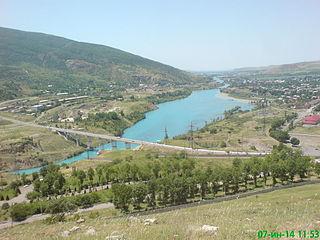 Chorvoq Place in Tashkent Region, Uzbekistan