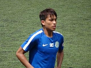 Chiu Siu Wai association football player