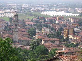Chiuduno Comune in Lombardy, Italy