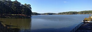 Tombigbee National Forest - Choctaw Lake