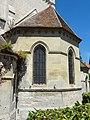 Choisy-au-Bac (60), église de la Sainte-Trinité, abside.JPG