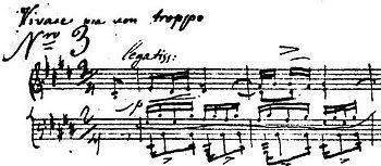 Étude Op  10, No  3 (Chopin) - Wikipedia