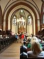 Chorzow Luther church interior.jpg