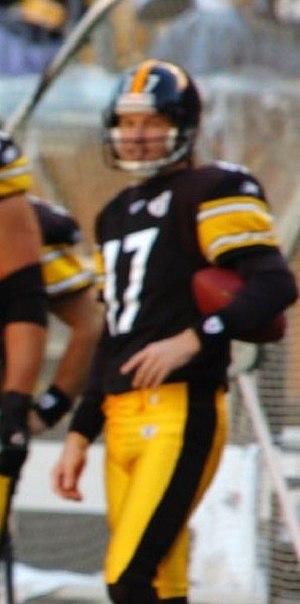 Chris Gardocki - Chris Gardocki in 2006.