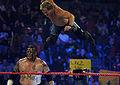 Chris Jericho and Umaga.jpg