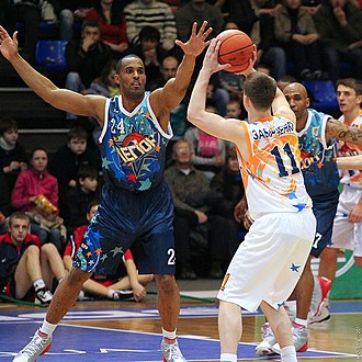 Chris Owens (basketball) - Owens at the Ukrainian All-Star game in 2011