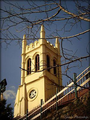Church of North India - Image: Christ Church Shimla India