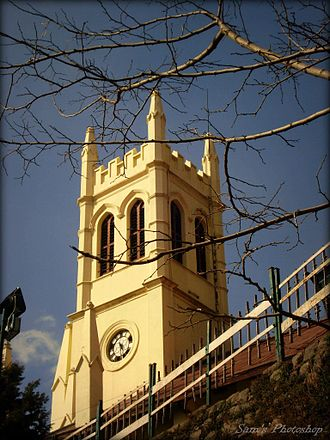 Church of North India - Image: Christ Church Shimla India