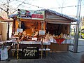 Christmas market 2015 Erzsébet Square. Cheese and sausages. - Budapest.jpg