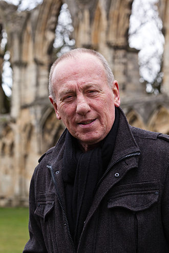 Christopher Timothy - Christopher Timothy in 2012.