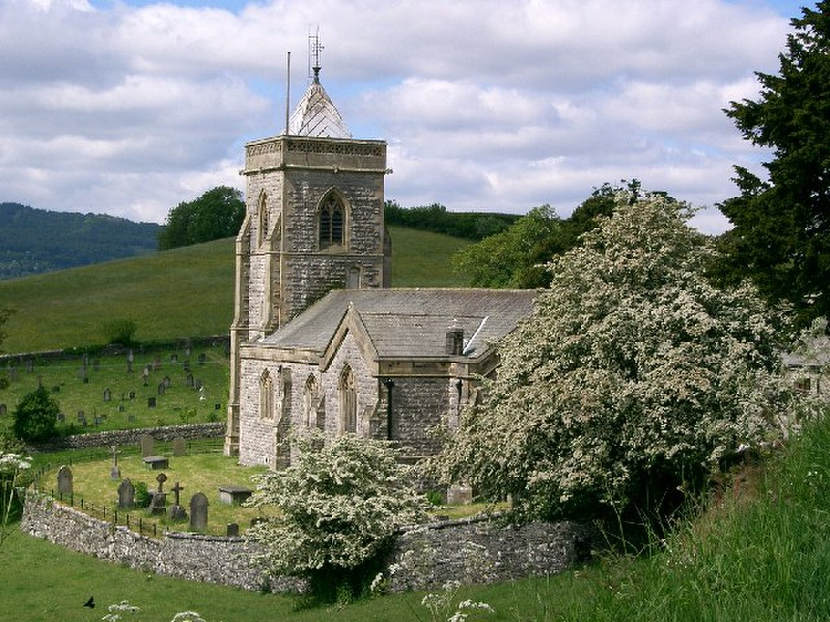 Church at Crosthwaite, Nr. Kendal - geograph.org.uk - 73844.jpg