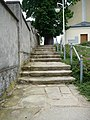 Church of Saint Nicholas, Fryšták - stairs.jpg