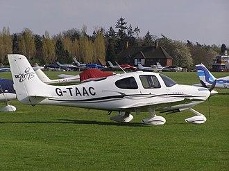 Cirrus SR20 - SR20 GTS