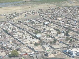 Cité Soleil municipality in Port-au-Prince, Haiti
