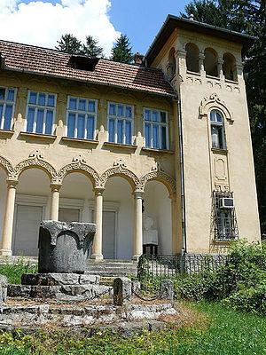 Ciucea - Ciucea castle