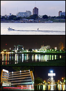 City in Formosa, Argentina